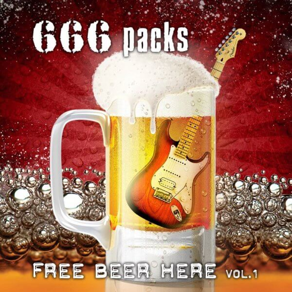 Free Beer Here Vol. 1_img