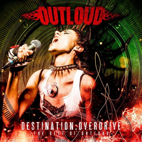 Destination : Overdrive The Best Of Outloud (Black LP)_img
