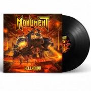 Black Vinyl MockUp (Square)-min